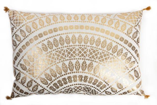 Cuscino Marmore bianco 40x40 cm - 1