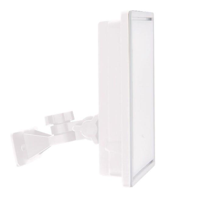 Proiettore LED integrato A in alluminio, bianco, 30W 2400LM IP65 XANLITE - 1
