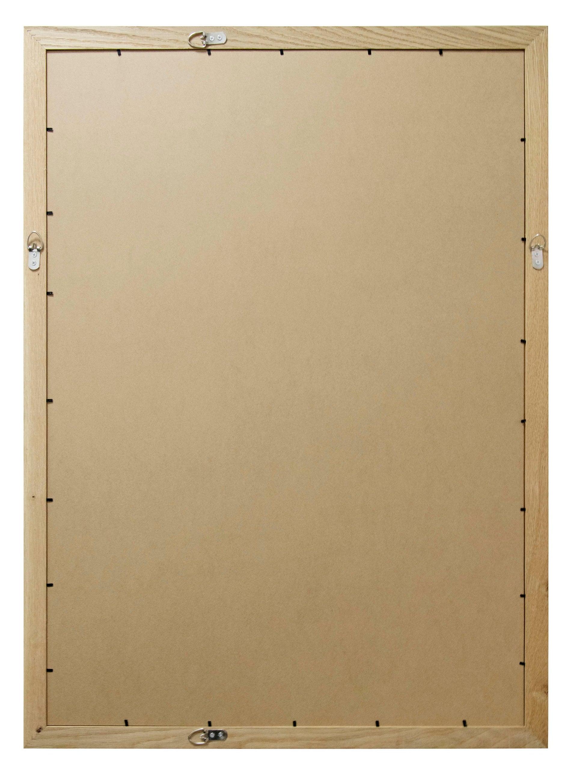 Cornice con passe-partout Inspire nakato rovere 70x100 cm - 2