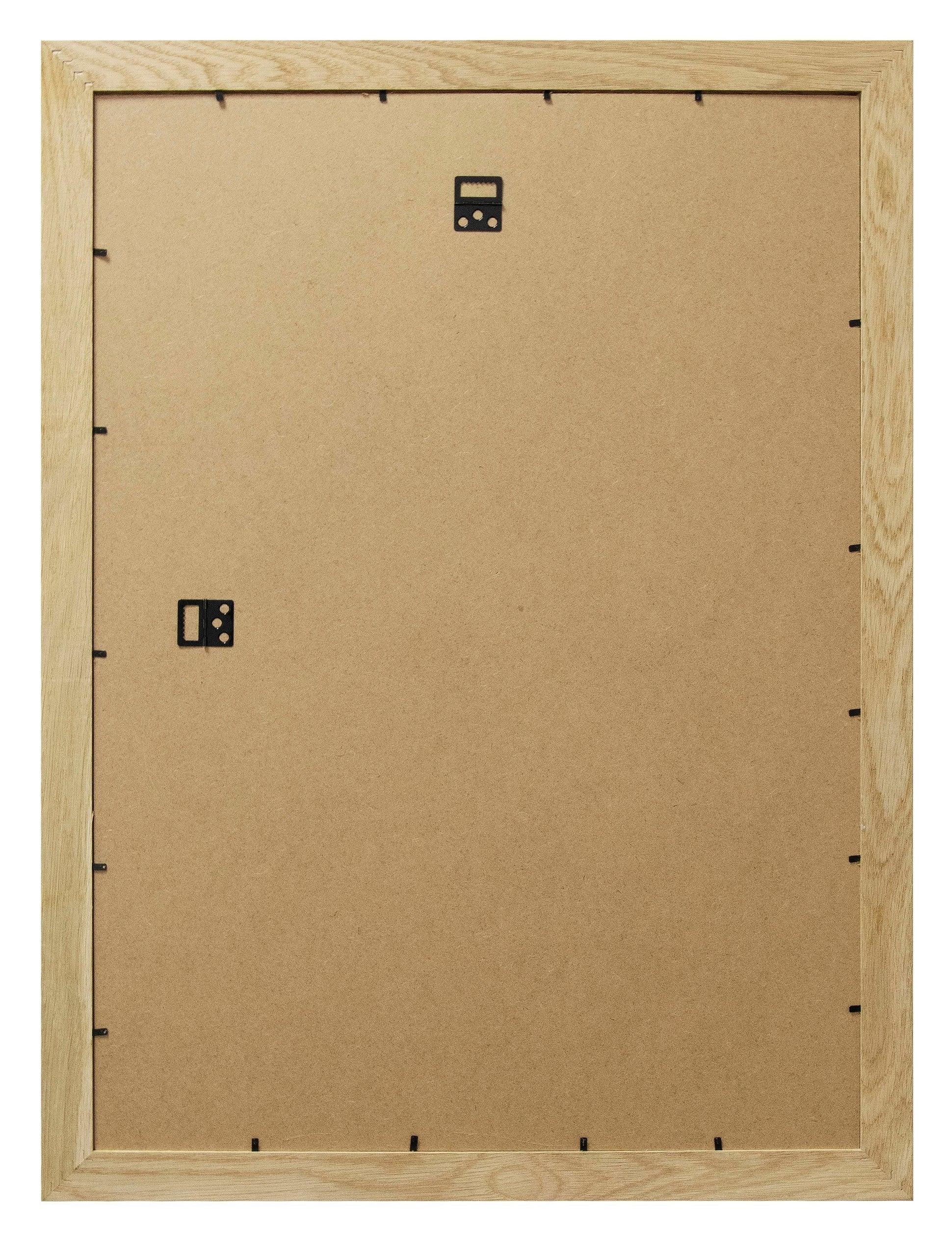 Cornice con passe-partout Inspire nakato rovere 50x70 cm - 4