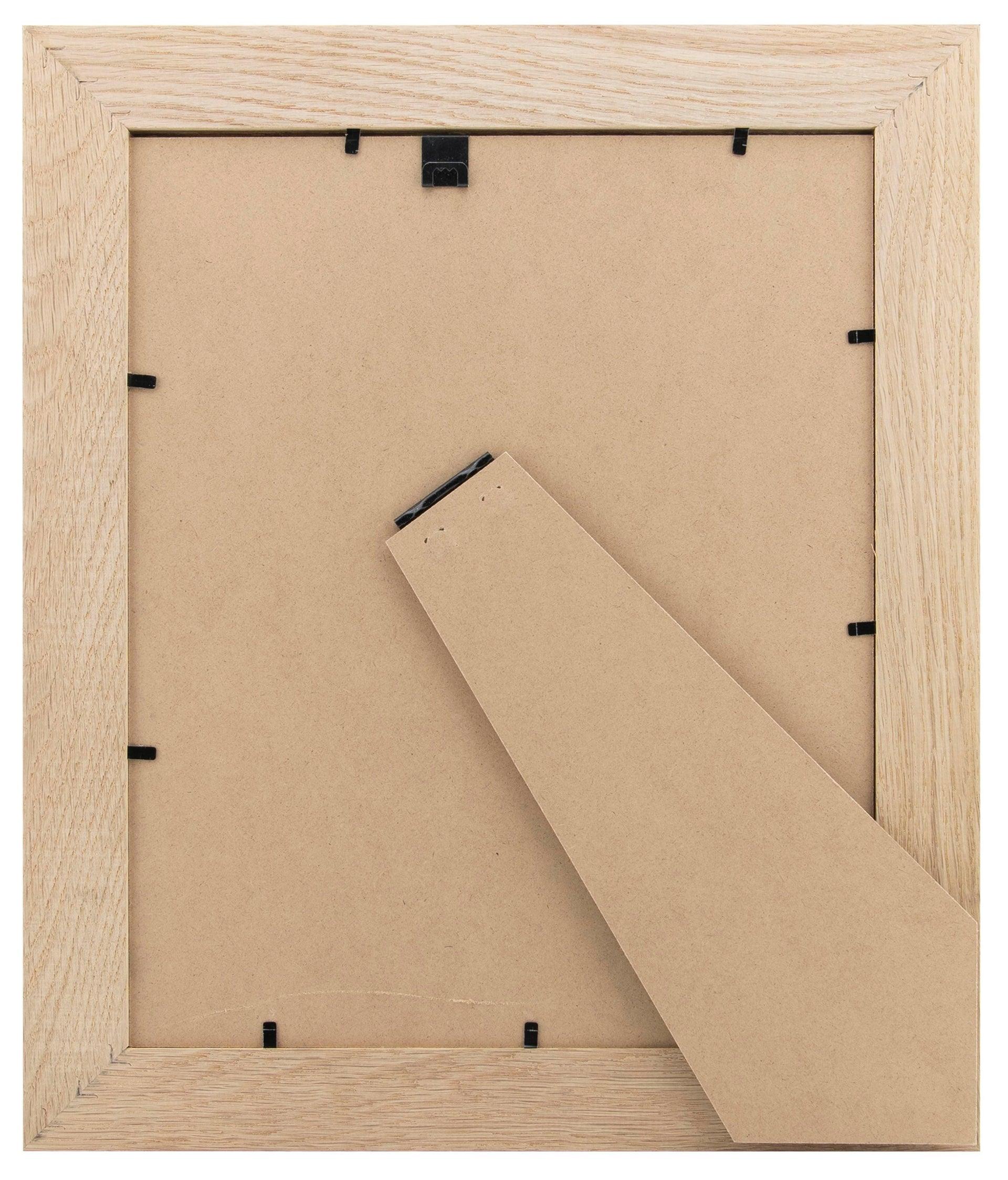 Cornice con passe-partout Inspire nakato rovere 24x30 cm - 6