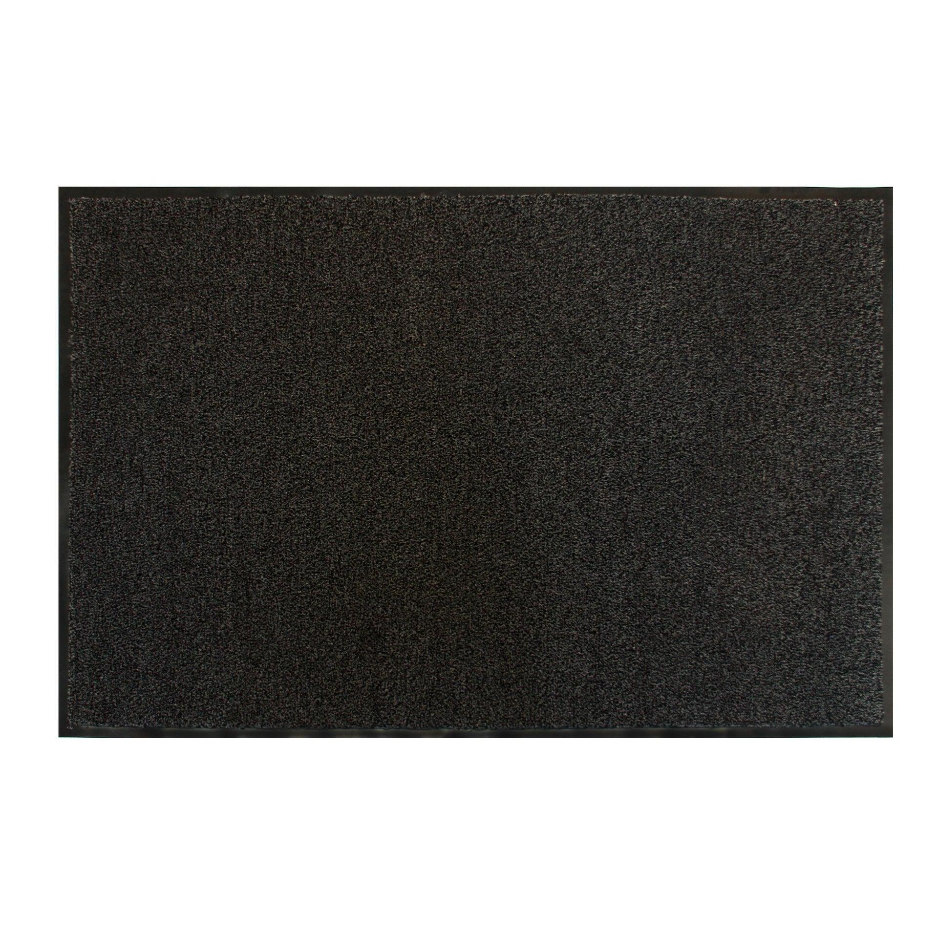Zerbino Gabriel in polipropilene grigio 90x120 cm - 2