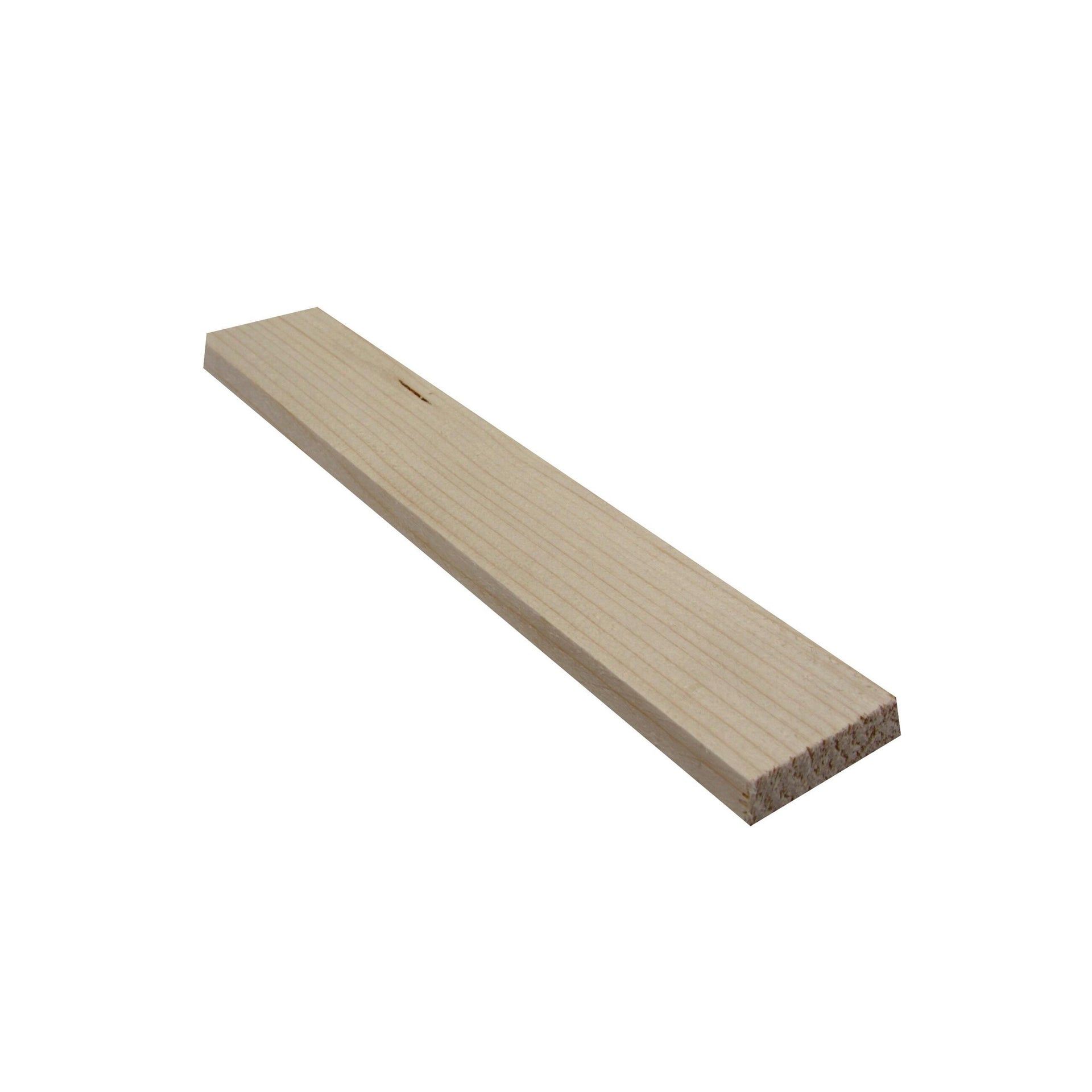 Listello grezzo abete 2 m x 40 mm, Sp 10 mm