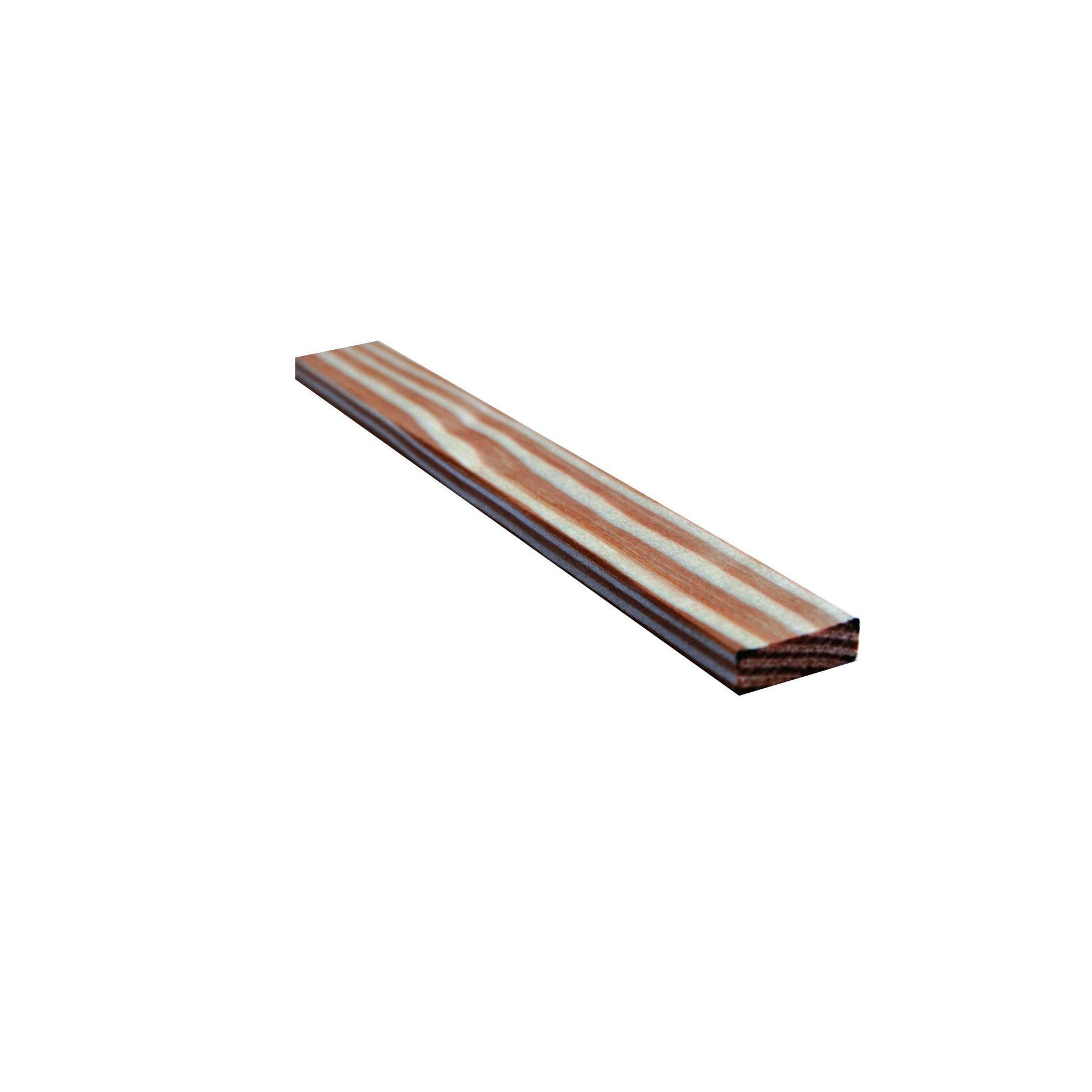 Listello piallato pino 2.1 m x 30 mm, Sp 10 mm