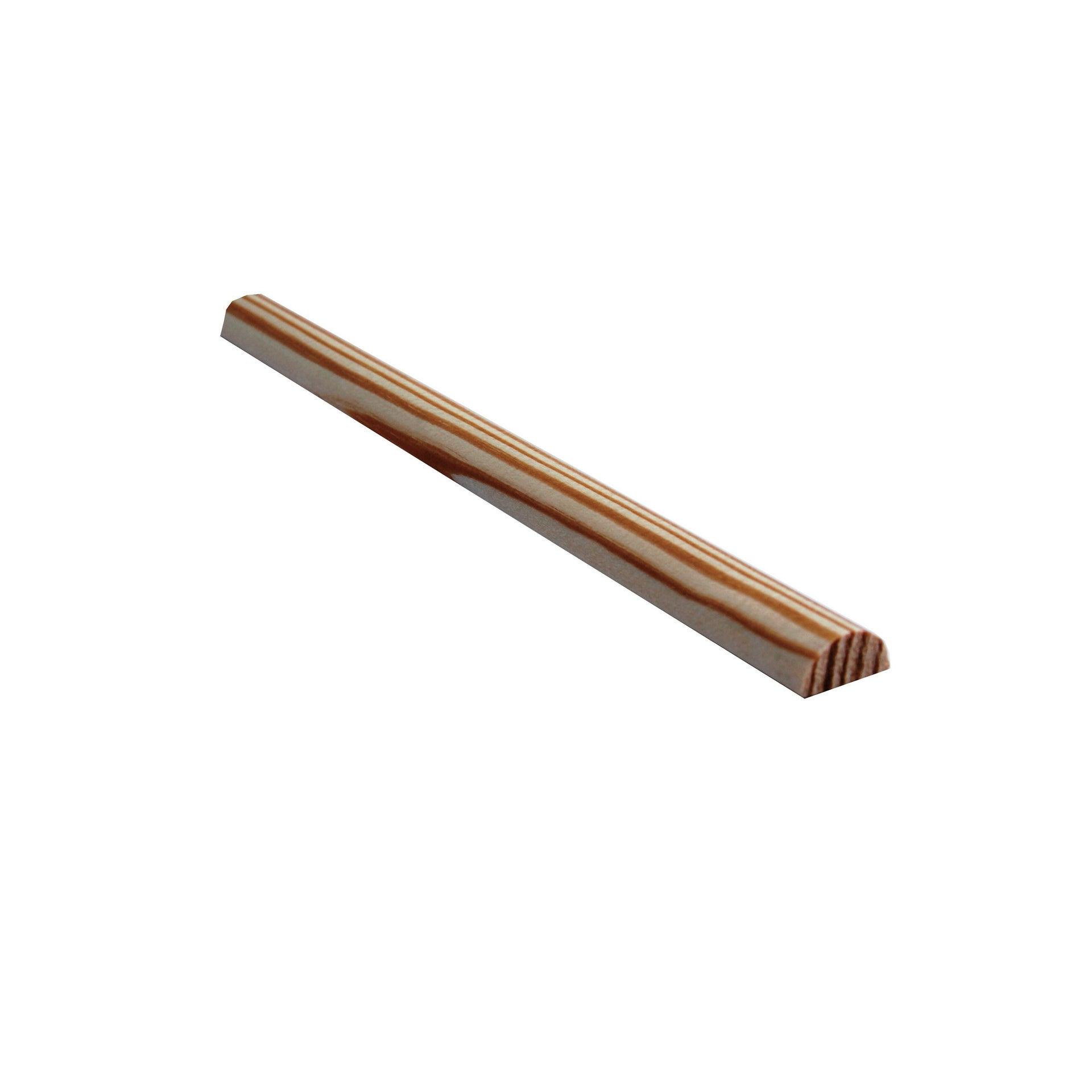 1/2 tondo piallato pino 2.1 m x 10 mm, Sp 20 mm