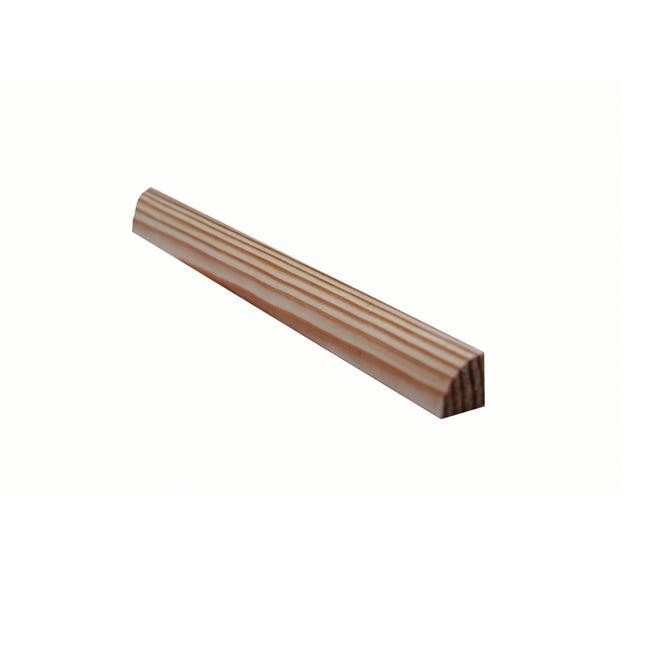 1/4 di tondo piallato pino 2.1 m x 20 mm, Sp 20 mm - 1
