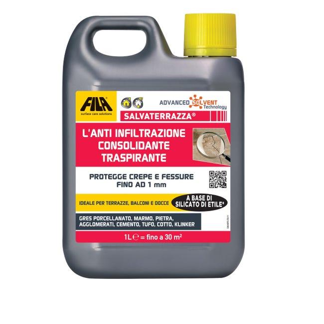 Prodotto antiscivolo Salvaterrazza FILA 1000 ml - 1