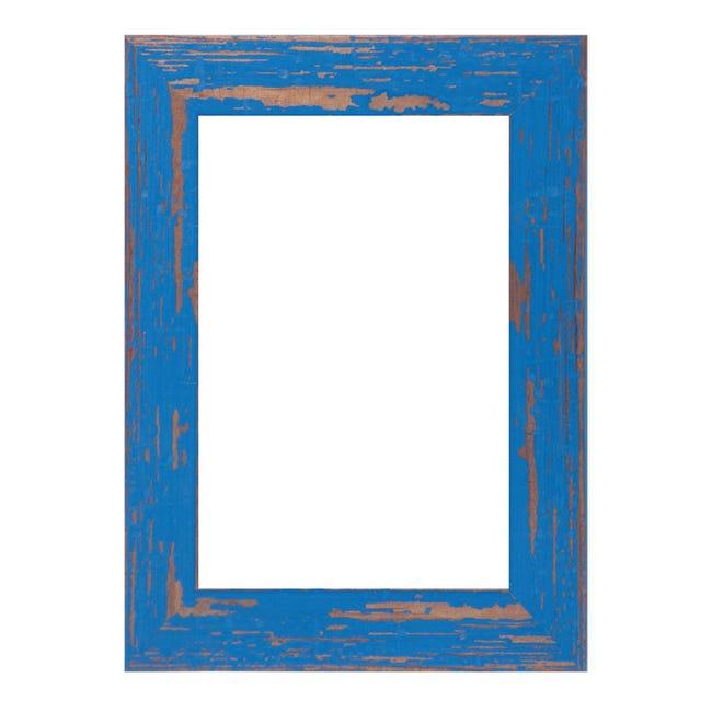 Cornice Amalfi azzurro per foto da 60x90 cm - 1