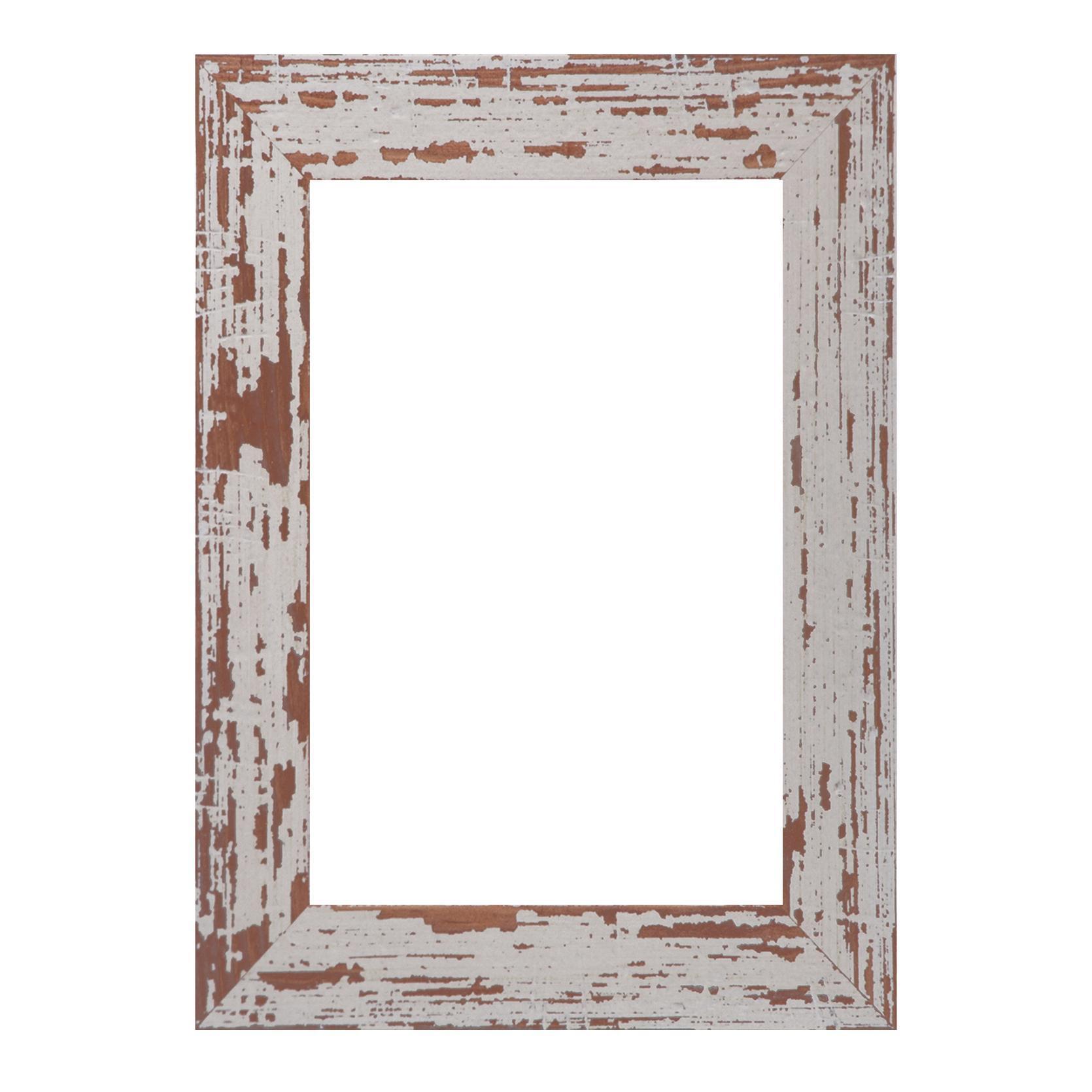 Cornice Amalfi bianco per foto da 60x90 cm - 2
