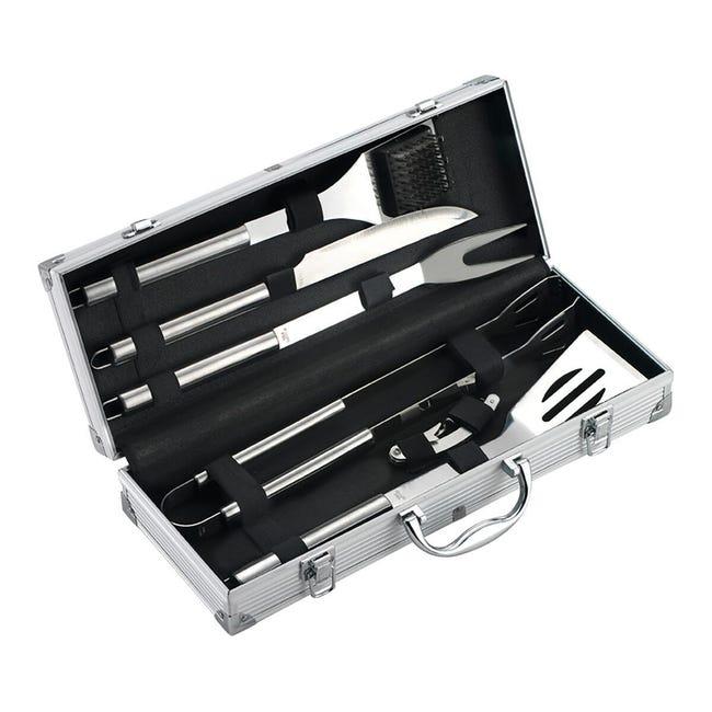 Kit utensili OMPAGRILL in inox - 1