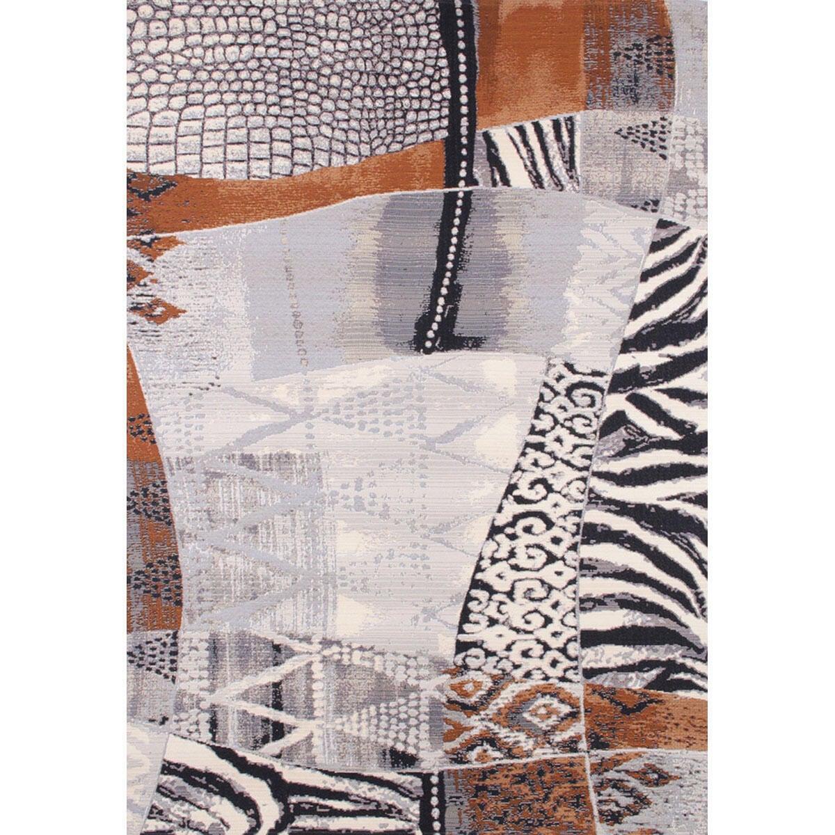 Tappeto per esterno Afrika , bianco, 60x110 - 5