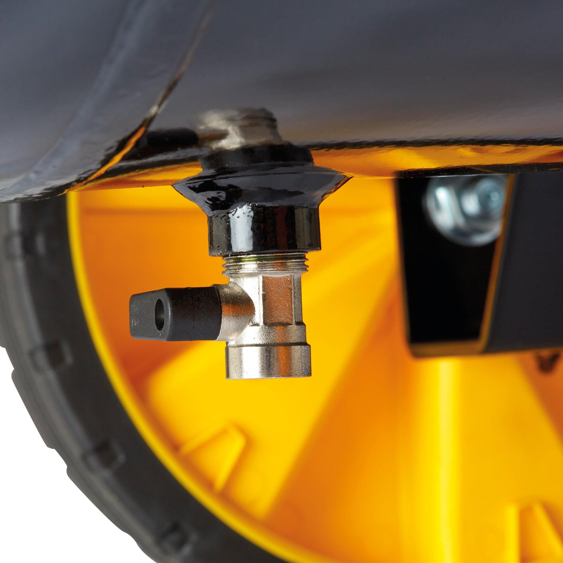 Compressore ad olio STANLEY FATMAX D251/10/50S, 2.5 hp, 10 bar, 50 L - 3