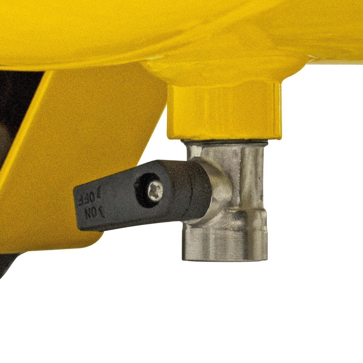 Compressore silenziato STANLEY SXCMS30103E, 3 hp, 8 bar, 100 L - 2