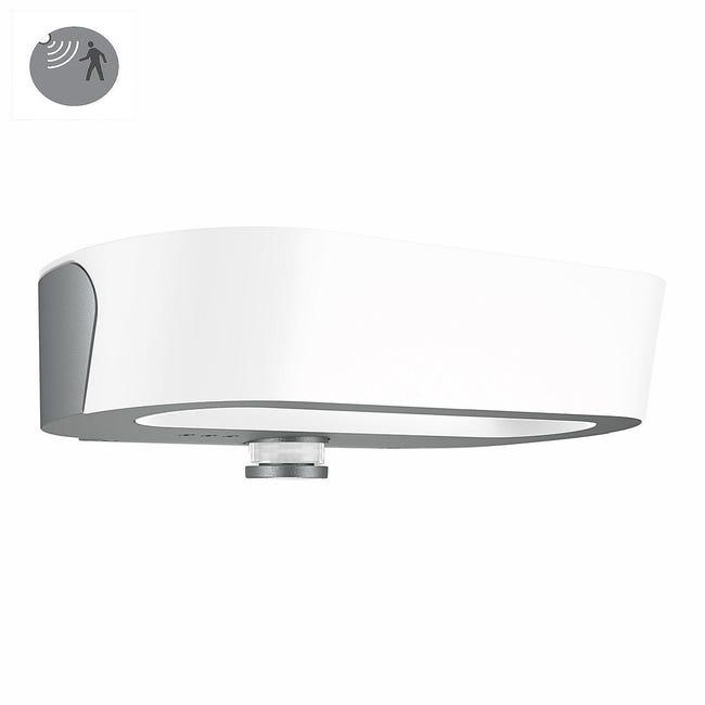 Applique L 710 LED integrato con sensore di movimento, antracite, 8.6W 670LM IP54 STEINEL - 1