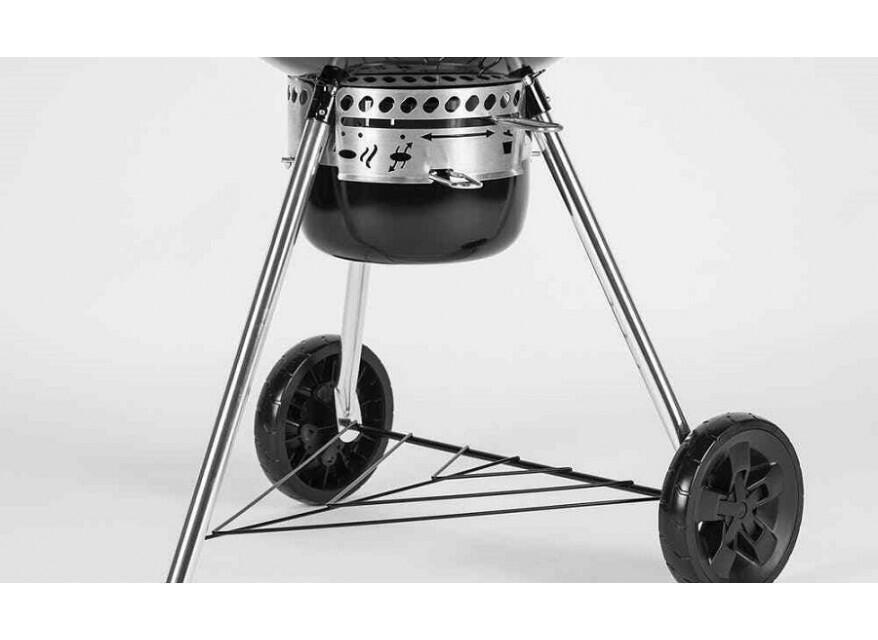 Barbecue a carbonella WEBER Original Kettle E-5730 D. 57 cm Ø 54.5 cm - 8