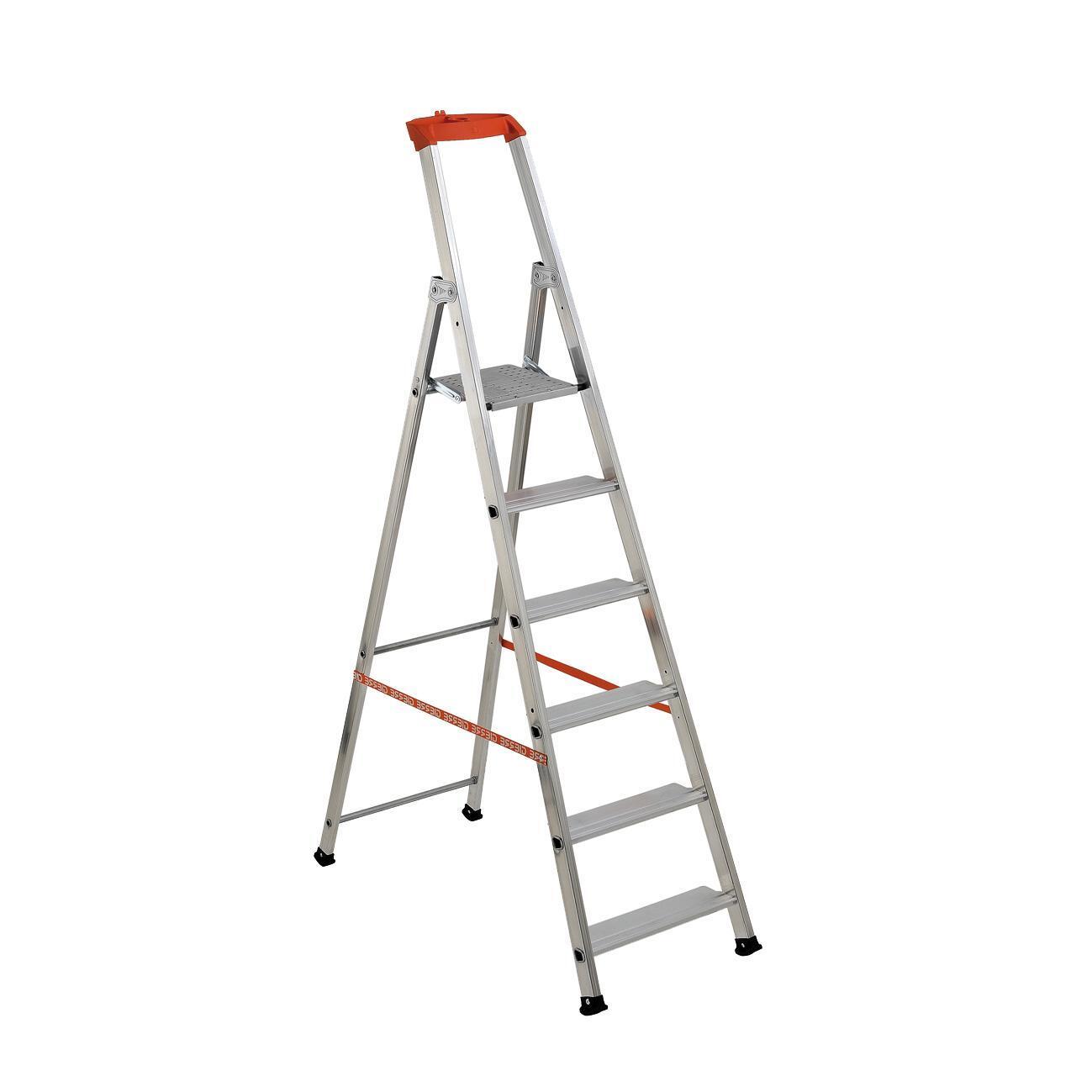 Scala GIERRE Stabila in alluminio 6 gradini