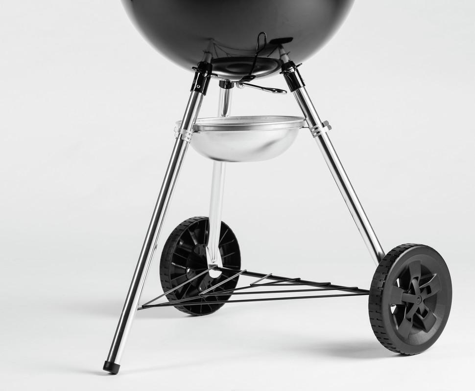 Barbecue a carbonella WEBER Original Kettle E-5710 D. 57 cm Ø 54.5 cm - 6