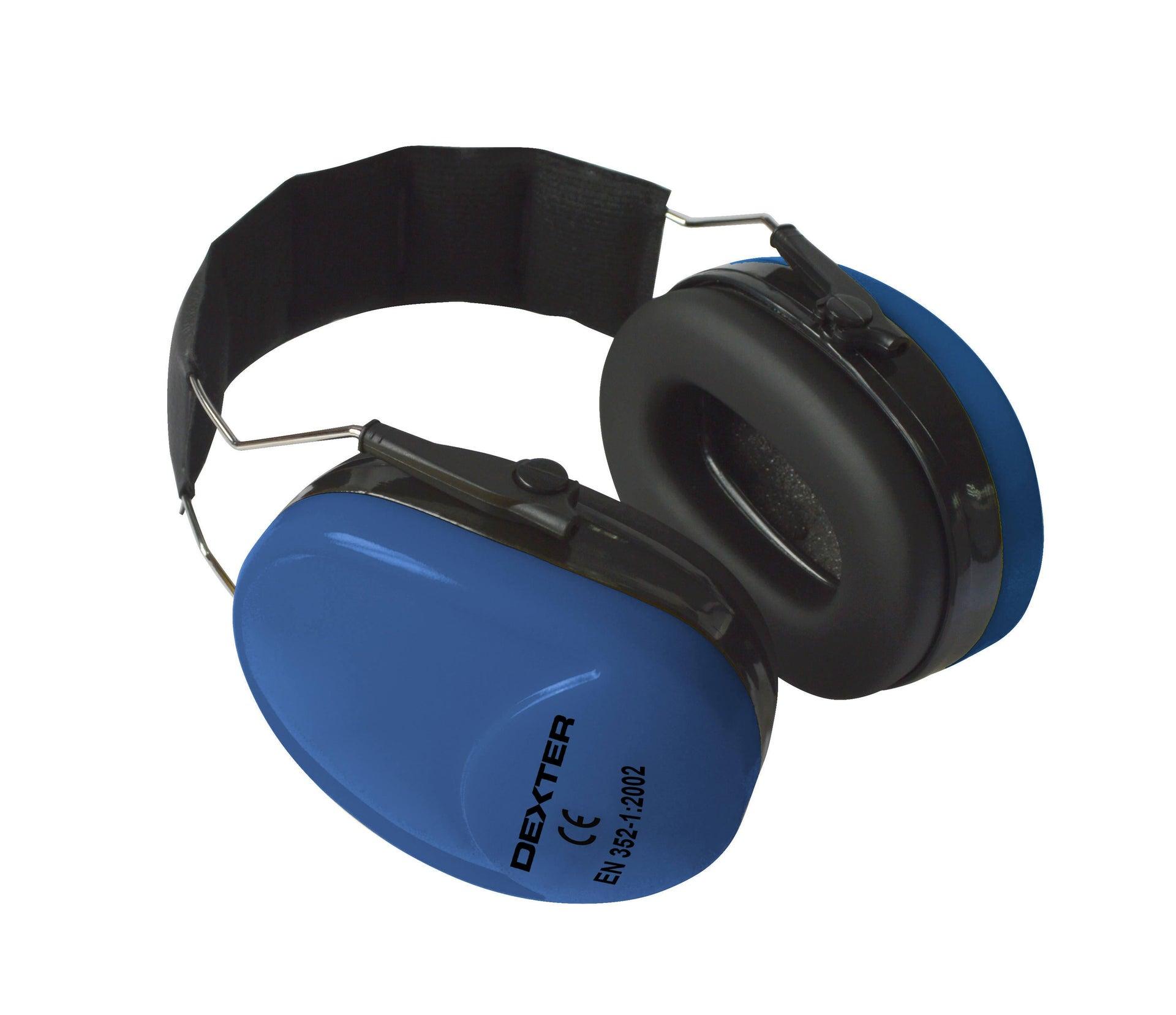 Cuffia antirumore SNR 29 dB DEXTER monouso - 1