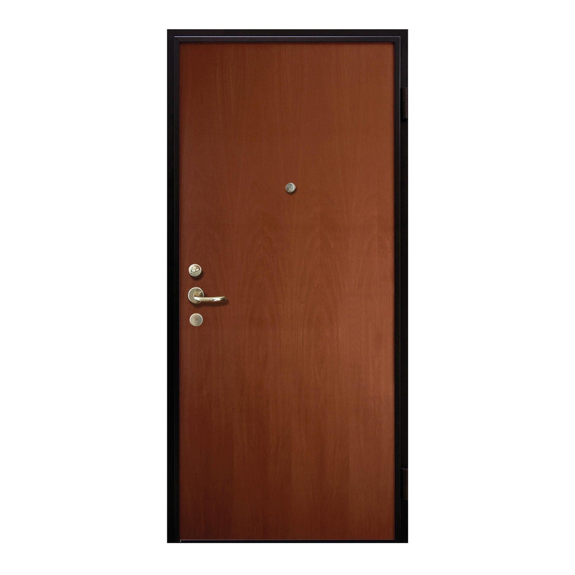 Porta blindata Best noce L 80 x H 210 cm sinistra - 6