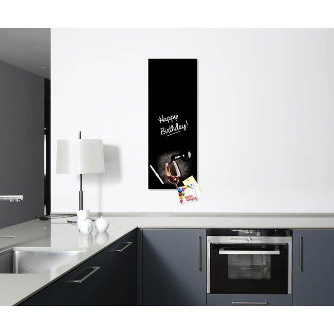 Lavagna Celebratory nero 30x80 cm - 1