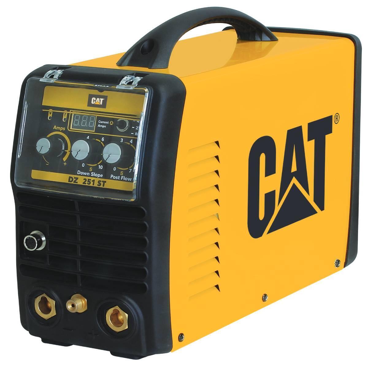 Saldatrice inverter DZ 251 ST mma, tig 200 A 7000 W - 1