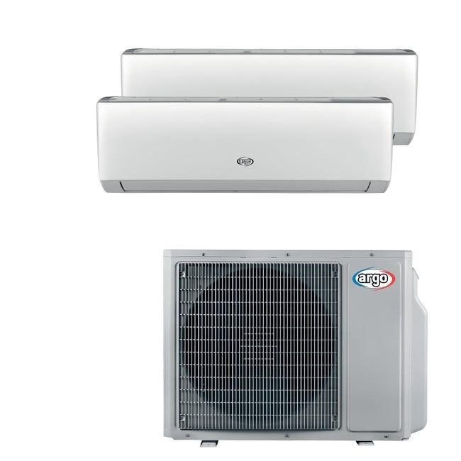 Climatizzatore dualsplit ARGO X3 12000 BTU - 1