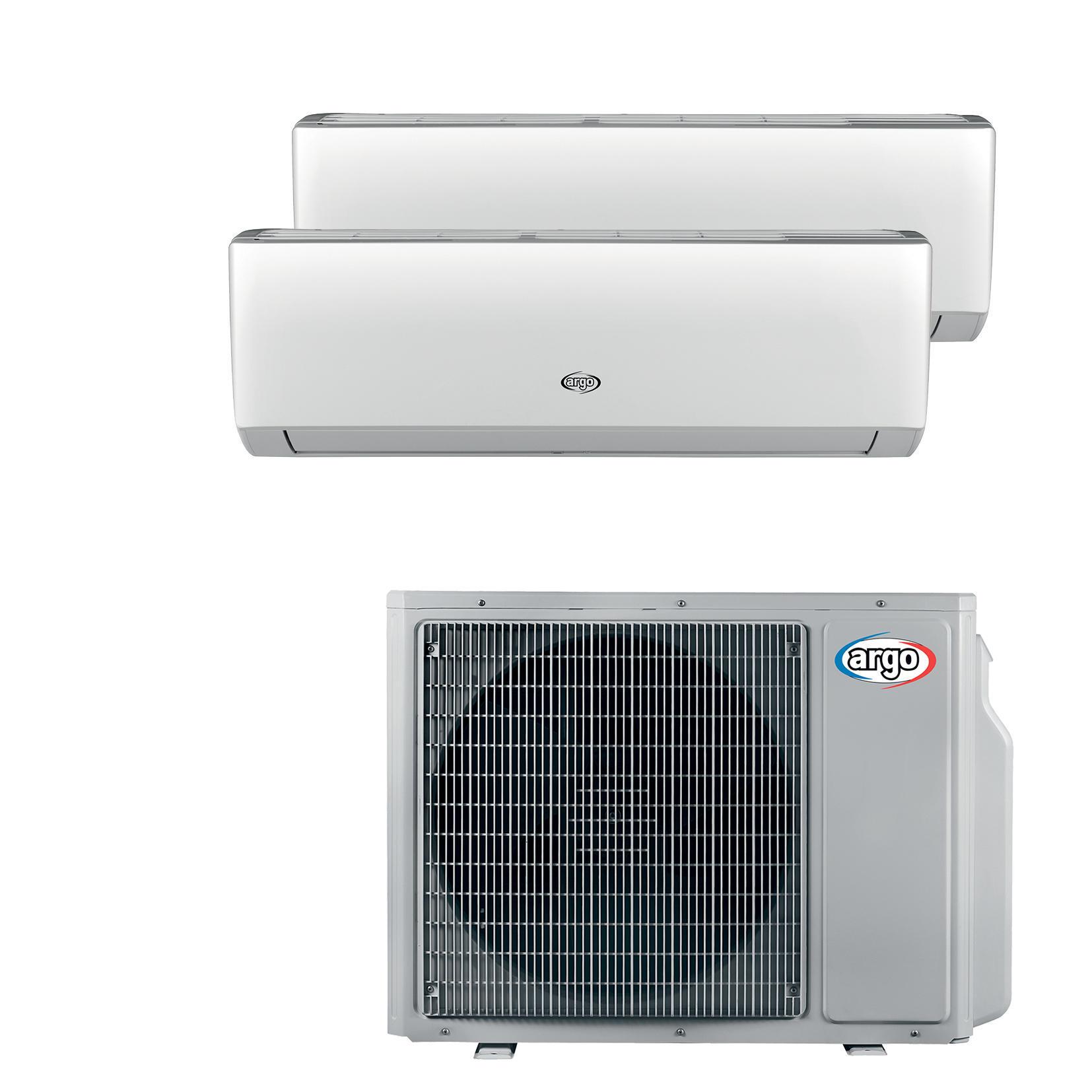 Climatizzatore dualsplit ARGO X3 9000 BTU - 1