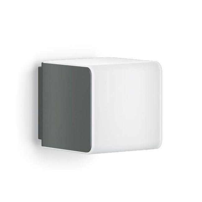 Applique L 830 LED integrato con sensore di movimento, antracite, 9.5W 502LM IP44 STEINEL - 1
