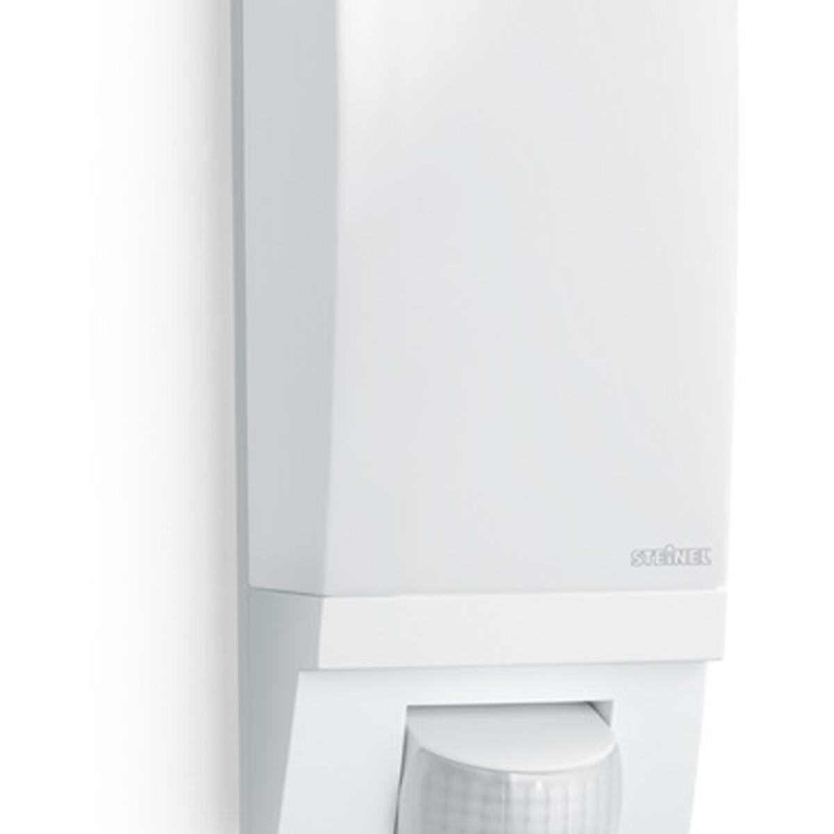 Applique L1 con sensore di movimento, bianco, E27 MAX60W IP44 STEINEL - 1