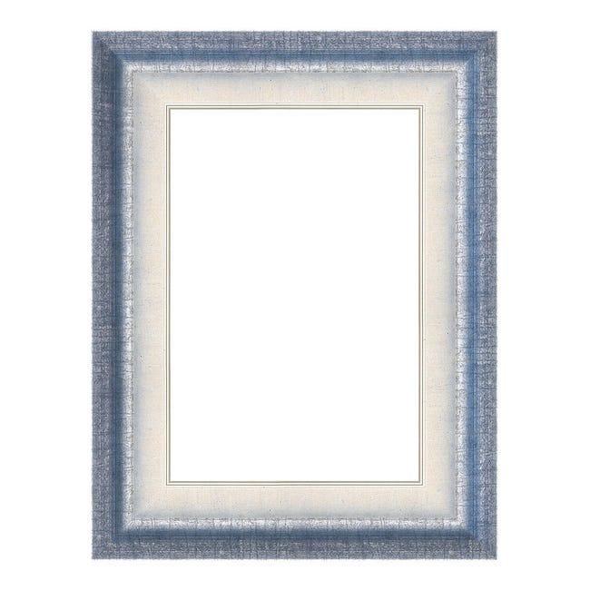 Cornice Tamara azzurro per foto da 50x70 cm - 1