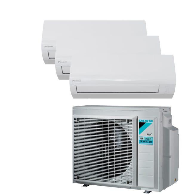 Climatizzatore trialsplit DAIKIN ATXF 12000 BTU - 1