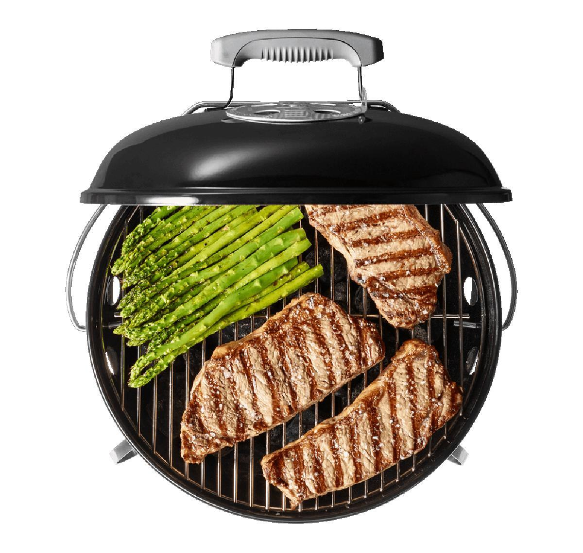 Barbecue a carbonella WEBER Joe Premium D.37 cm - 3