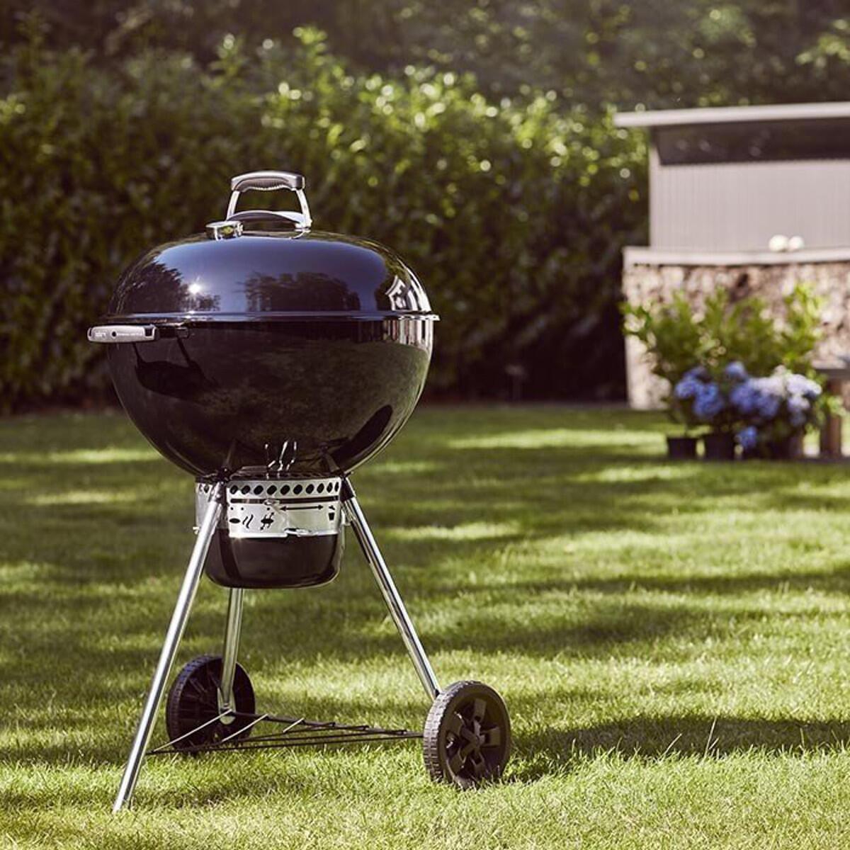 Barbecue a carbonella WEBER Original Kettle E-5730 D. 57 cm Ø 54.5 cm - 2