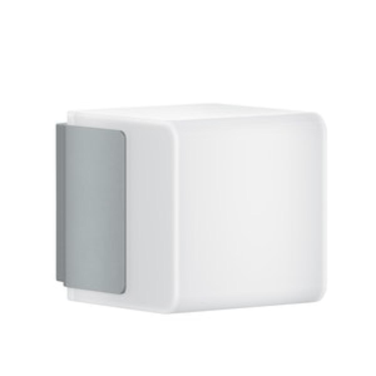 Applique L 835 LED integrato con sensore di movimento, grigio, 9.5W 586LM IP44 STEINEL - 1