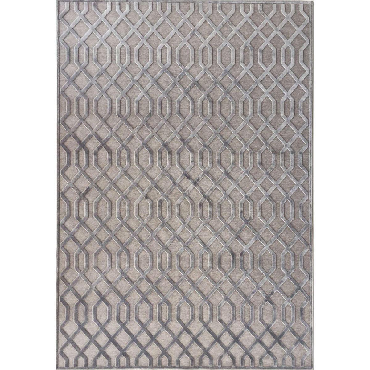 Tappeto farashe 2 , grigio, 140x200 - 4