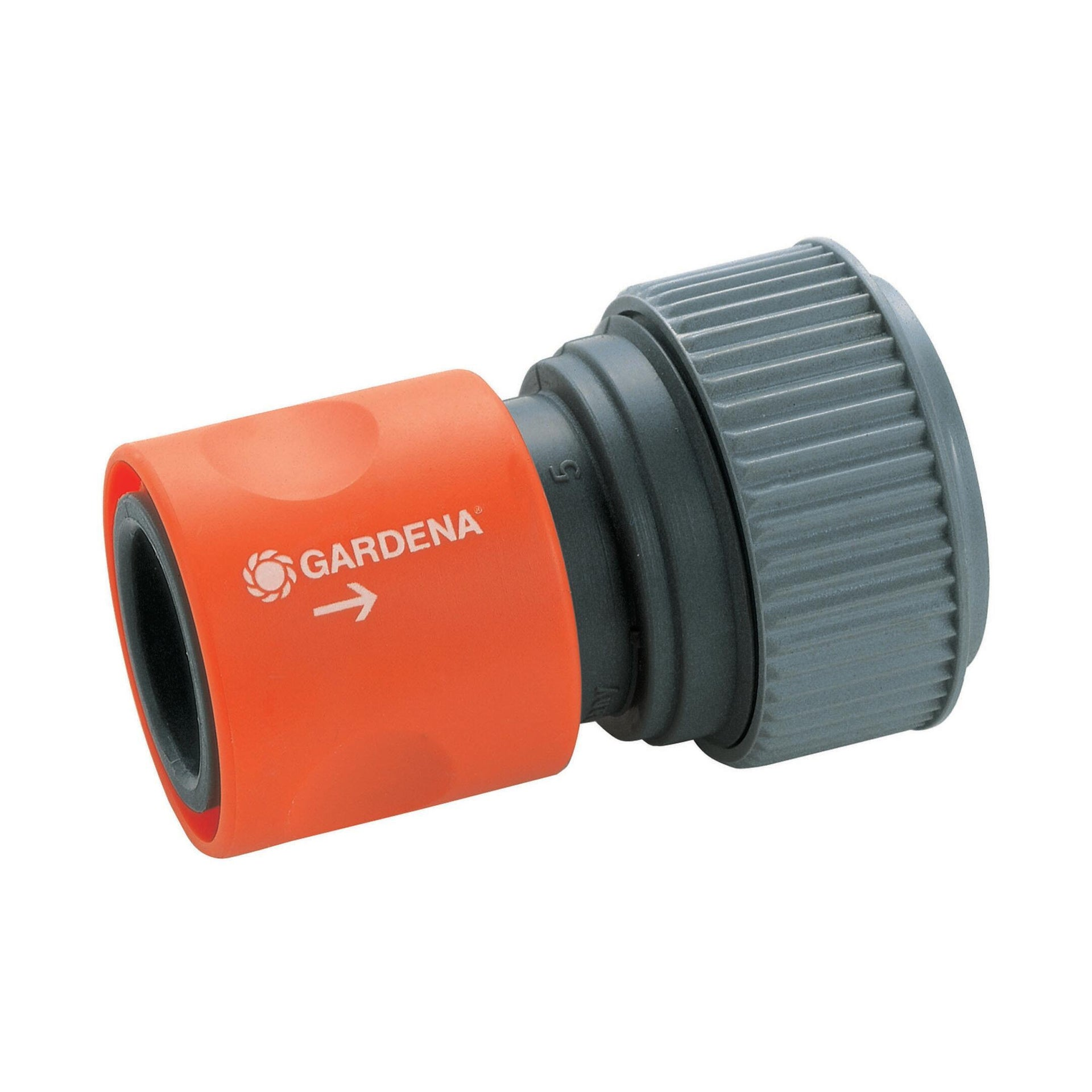 Connettore rapido femmina GARDENA 19 mm - 1
