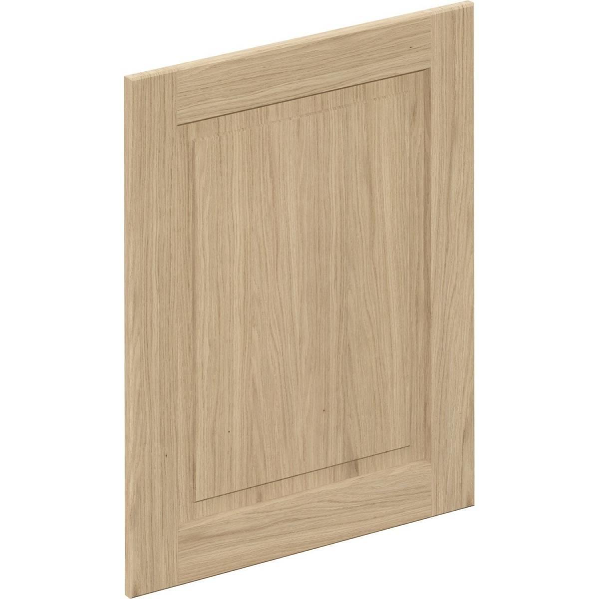 Porta dell'armadio da cucina DELINIA ID Praga 59.7 x 76.5 rovere chiaro - 9