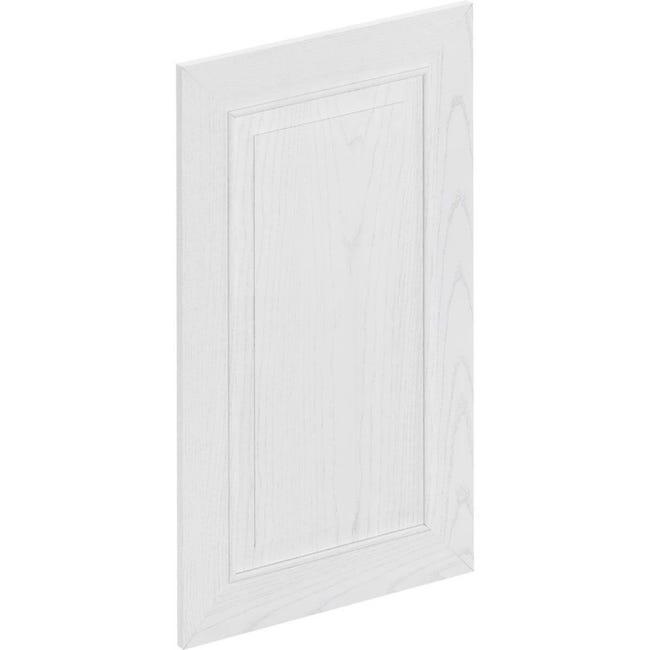 Porta dell'armadio da cucina DELINIA ID Mosca 44.7 x 76.5 rovere grigio chiaro - 1