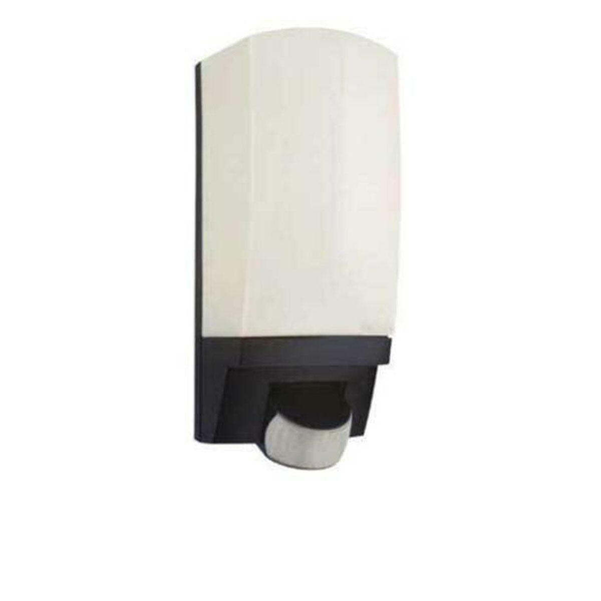 Applique L1 con sensore di movimento, nero, E27 MAX60W IP44 STEINEL - 3