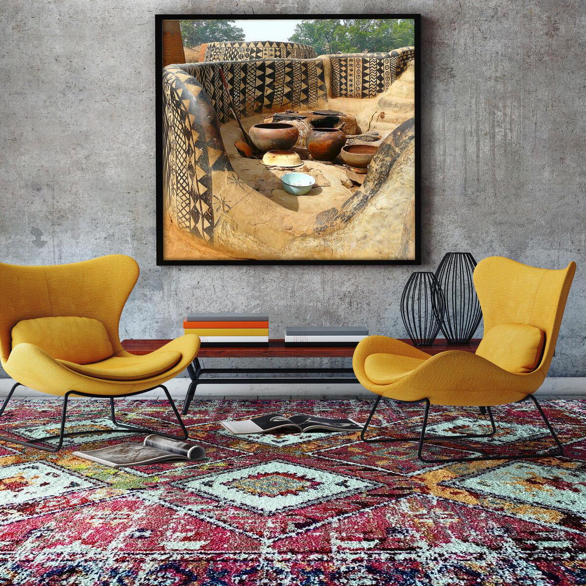 Tappeto persiano Casablanca A , colori assortiti, 160x230 - 1