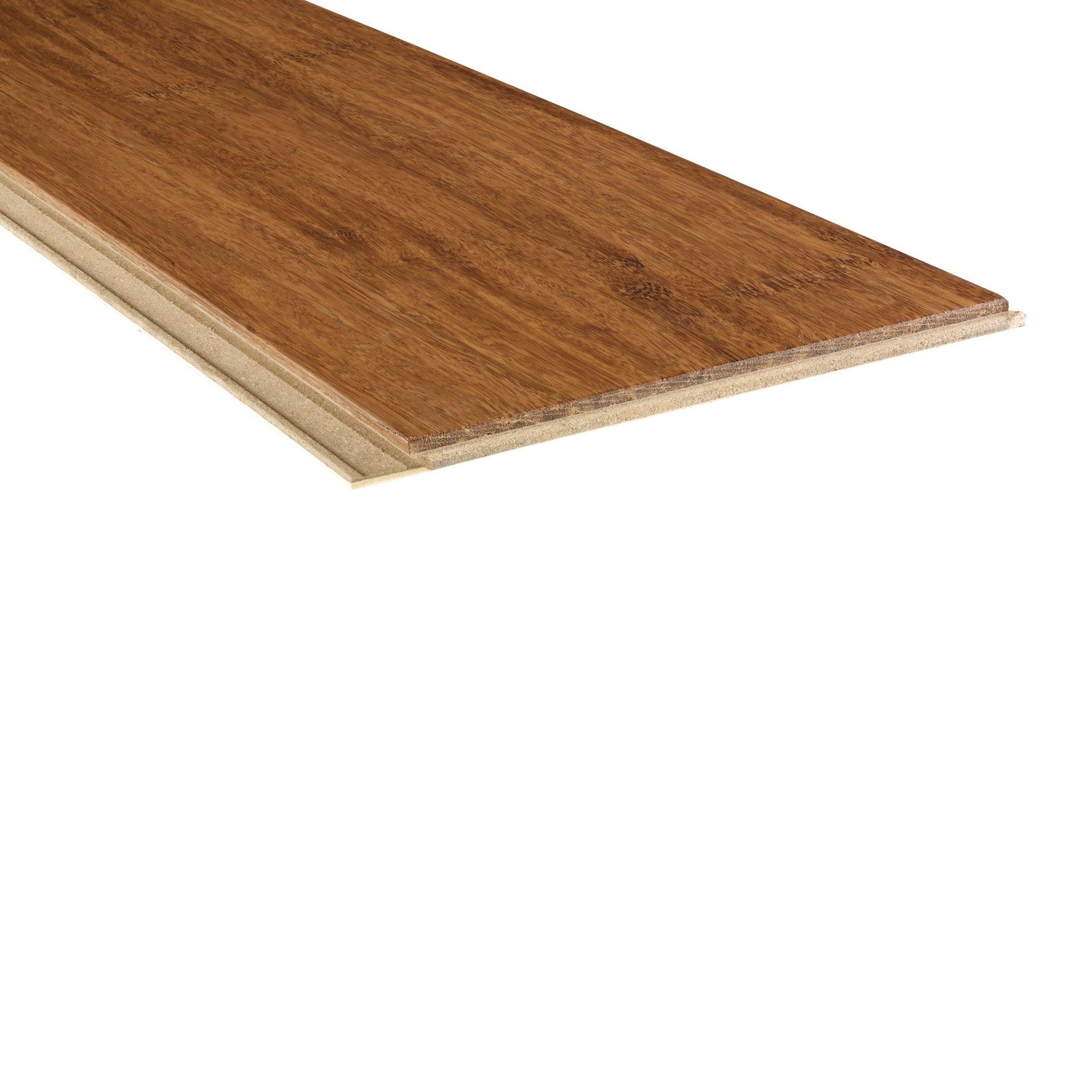 Parquet Multistrato HDF bambù rosso - 4