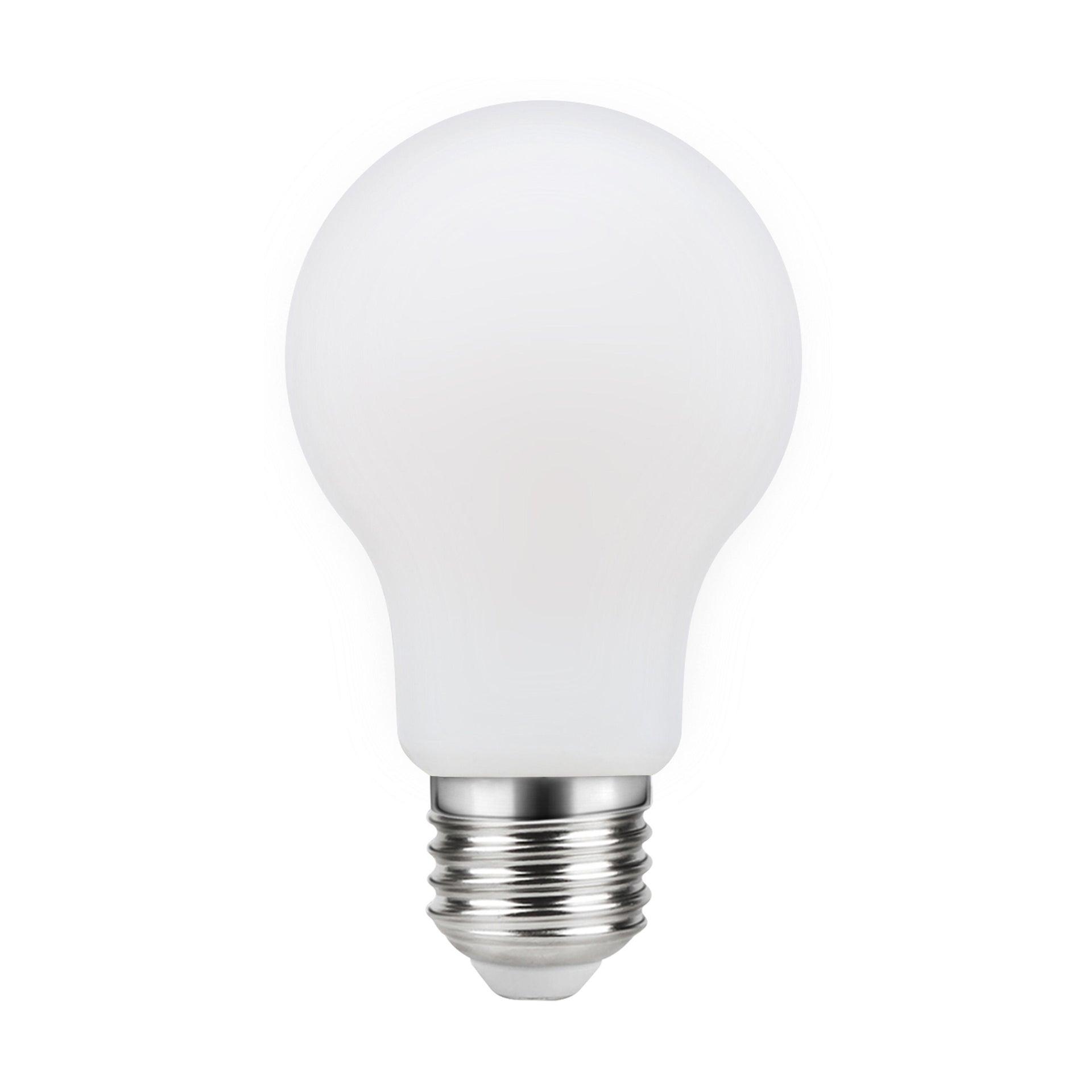 Lampadina LED filamento, E27, Goccia, Opaco, Luce naturale, 10W=1055LM (equiv 75 W), 360° , LEXMAN - 1