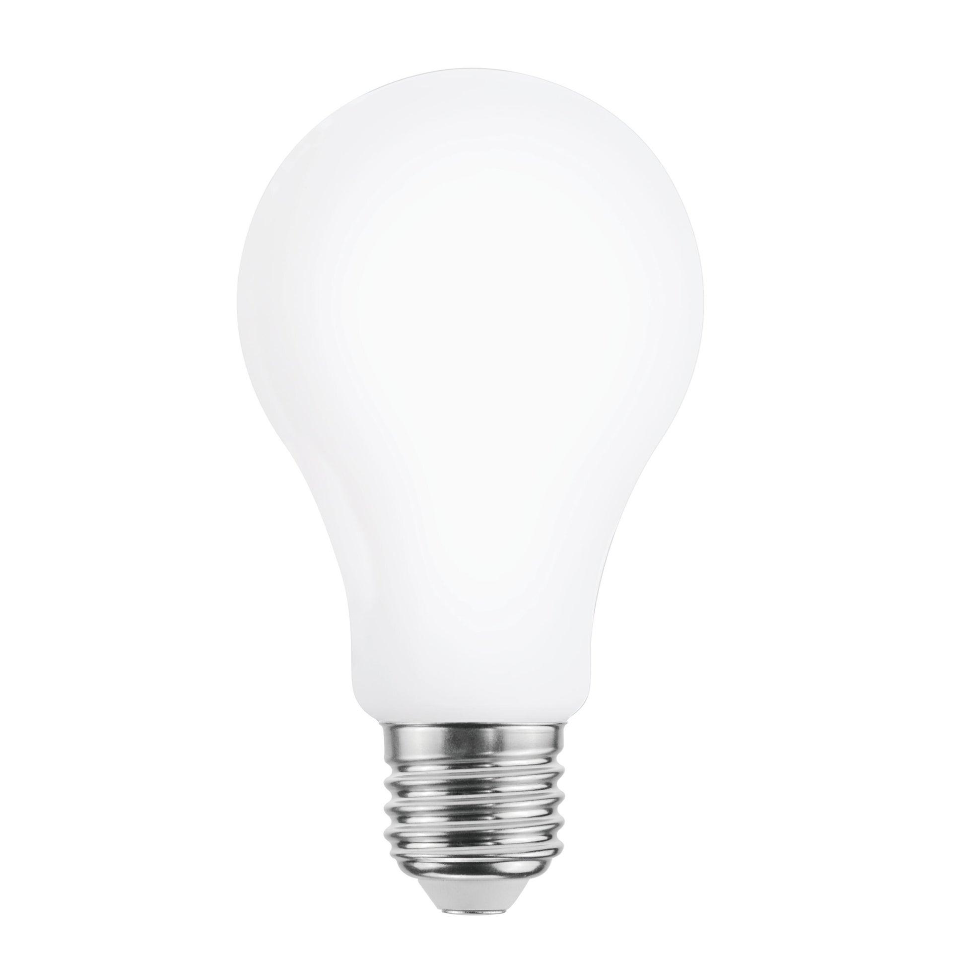 Lampadina LED filamento, E27, Goccia, Opaco, Luce naturale, 16W=2452LM (equiv 150 W), 360° , LEXMAN - 1