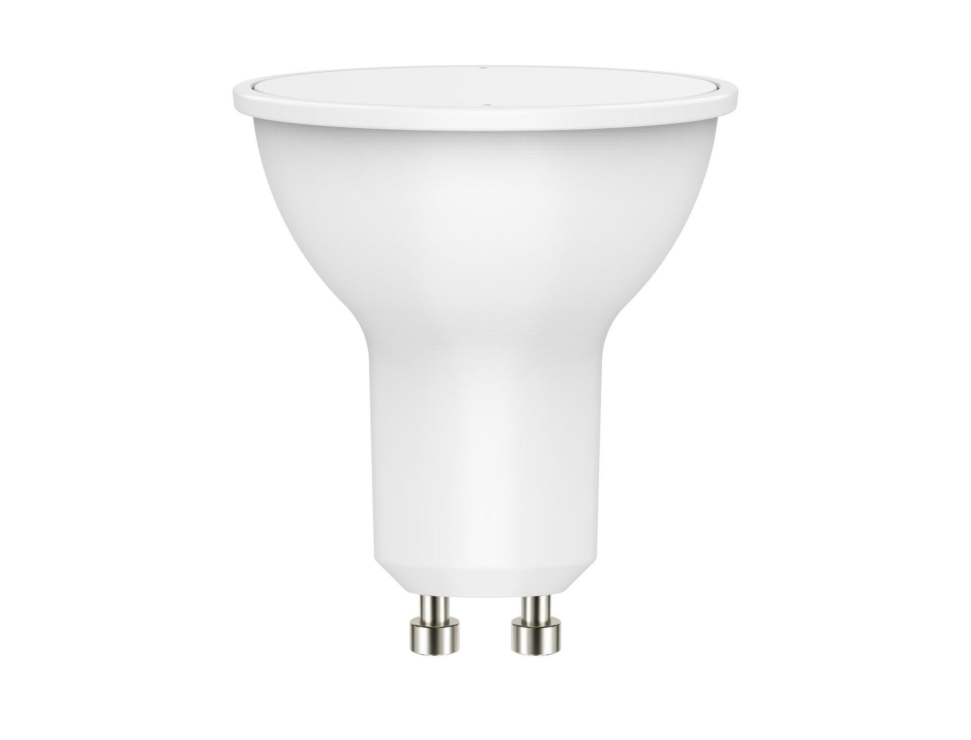 Lampadina LED, GU10, Faretto, Smerigliato, Luce naturale, 4W=340LM (equiv 35 W), 100° , LEXMAN - 3