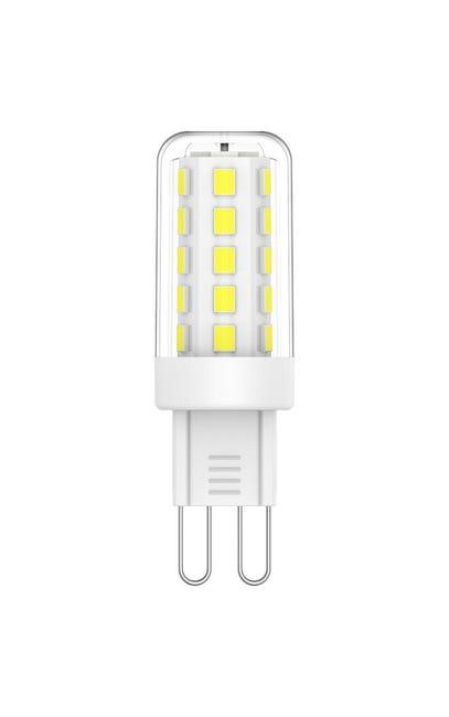 Lampadina LED, G9, Capsula, Trasparente, Luce naturale, 3.6W=470LM (equiv 40 W), 300° , LEXMAN - 1