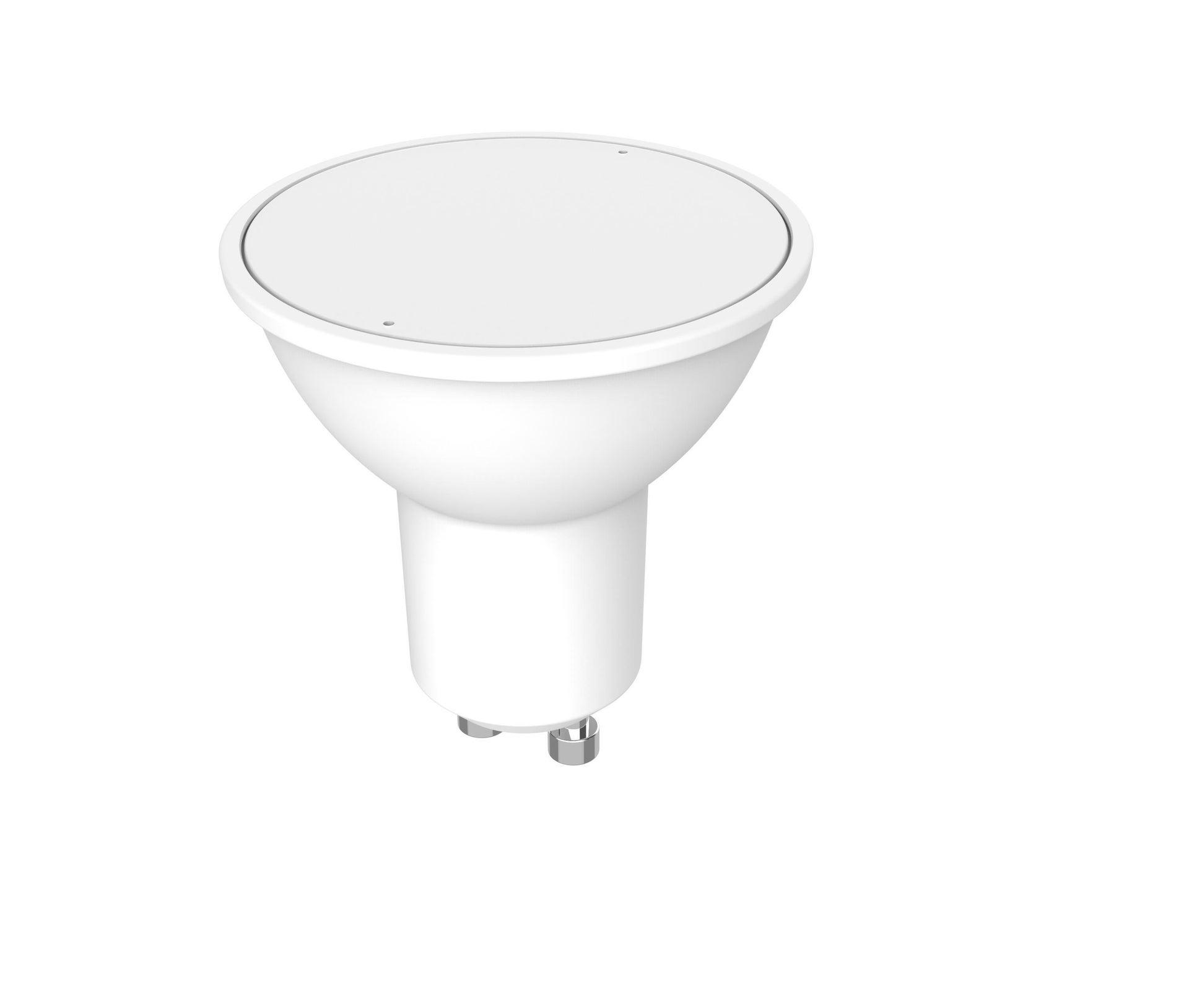 Lampadina LED, GU10, Faretto, Smerigliato, Luce naturale, 4W=340LM (equiv 35 W), 100° , LEXMAN - 1