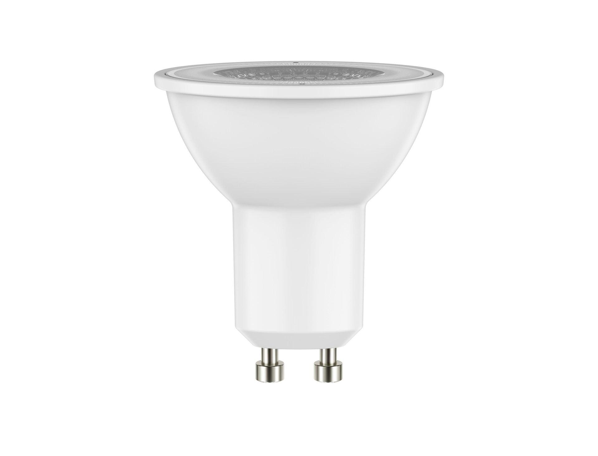 Lampadina LED, GU10, Faretto, Opaco, Luce calda, 4W=230LM (equiv 35 W), 36° , LEXMAN - 5