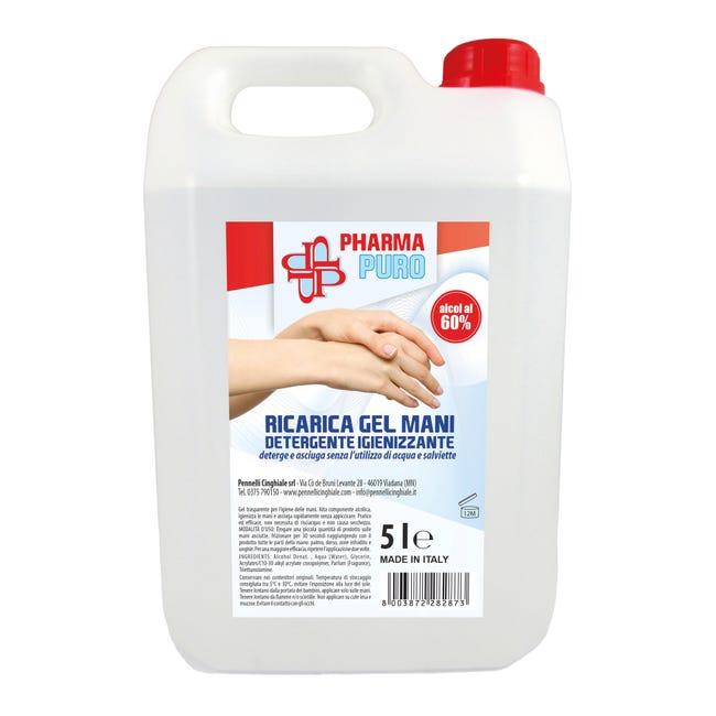 Gel detergente per le mani 5 L - 1