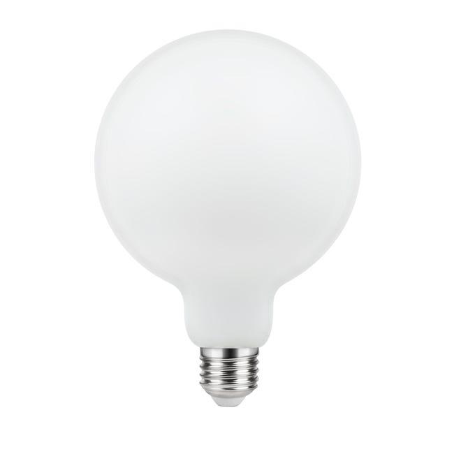 Lampadina LED, E27, Globo, Opaco, Luce naturale, 17W=2452LM (equiv 150 W), 360° , LEXMAN - 1