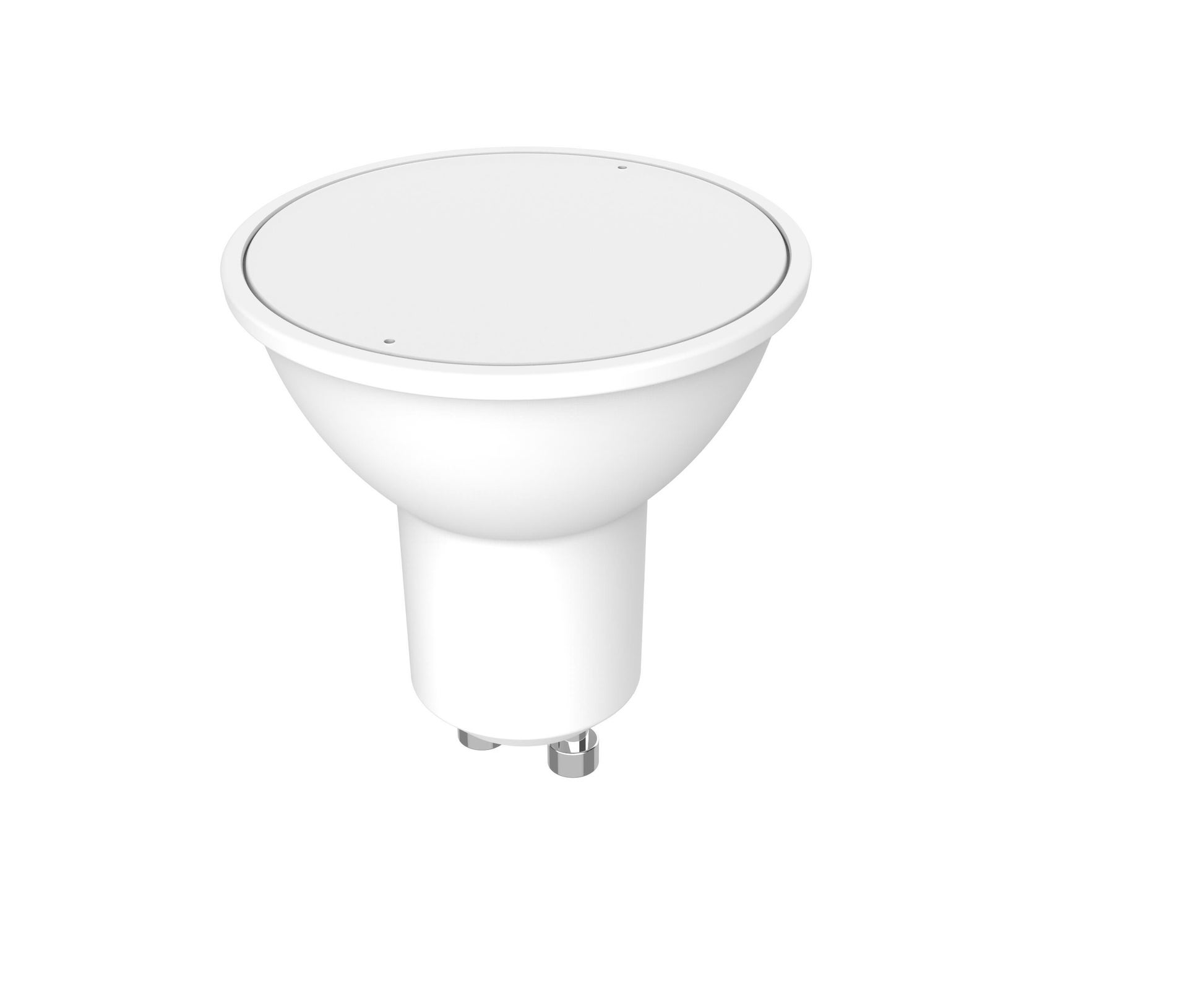 Lampadina LED, GU10, Faretto, Smerigliato, Luce calda, 4W=340LM (equiv 35 W), 270° , LEXMAN - 1